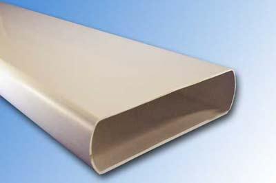 150 System Flachkanal Opal 230x70mm