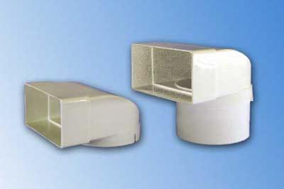 100 System Flachkanal Kompakt 110x54mm