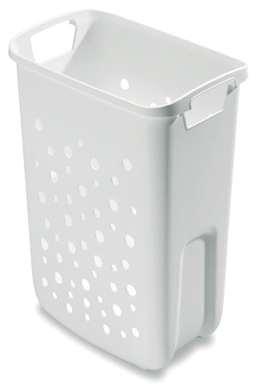 laundrycarrier f r 60er schrank 2 x 33 liter w sc k chenline onlineshop alles rund um die. Black Bedroom Furniture Sets. Home Design Ideas