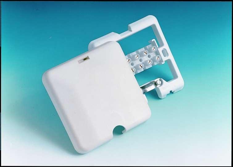 Geräteanschluss-Dose Unterputz