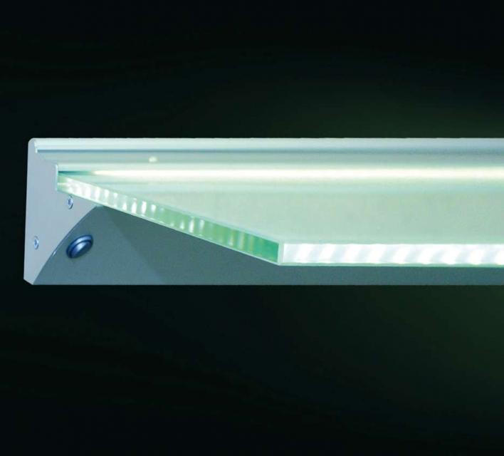 Lichtbord LED Breite 600mm LED