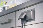 Blenden-Energiebox Edelstahl