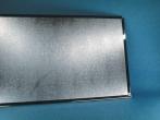 Hitzeschutzplatte silber/rohweiss
