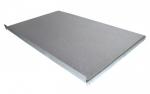 Hitzeschutzboden für Elektro-Kochfelder / Schubladen 45er