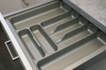 Besteckeinsatz Combi 40er  300-350mm