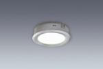 LED-Flach-Einbaustrahler Warmlicht Sackloch Set 2er Edelstahl