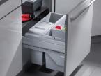 Hailo Cargo Soft  4fach,für 60er, 24+3x10Liter