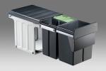 Wesco Profiline Front ab 40er 2x10 +1x20 Liter