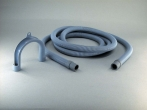 Abfluss-Spiralschlauch 1500mm